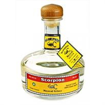 Scorpion Mezcal Silver Tobala 750ml